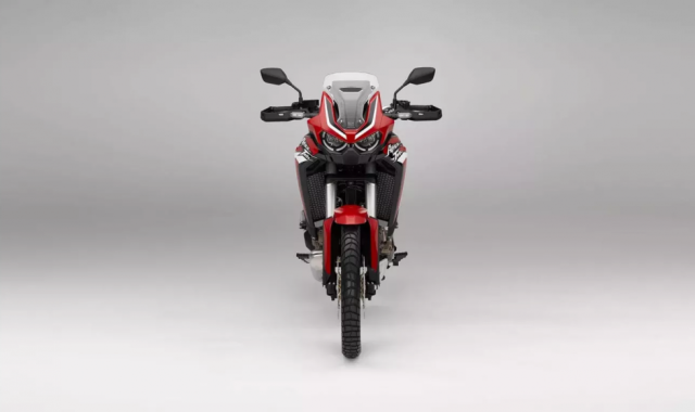 CRF 1100L Africa Twin DCT