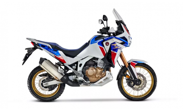 CRF 1100L Africa Twin Adventure Sports ES DCT